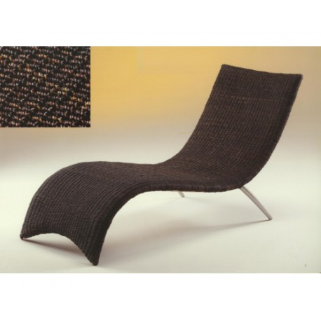 CHAISE LOUNGE ABACA